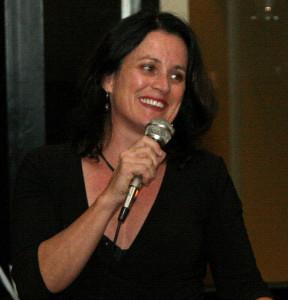 Helen sings